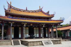 Tempel in Taipei