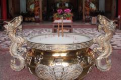 Tempel in Guanshan