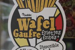 Vlaamse frietjes in Taipei