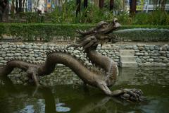 draak in Tainan