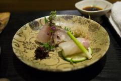 Sushi in Tainan