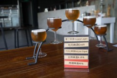 Bierproeverij in Brewseum, in Hengchun
