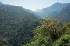 Mooi uitzicht in Taroko